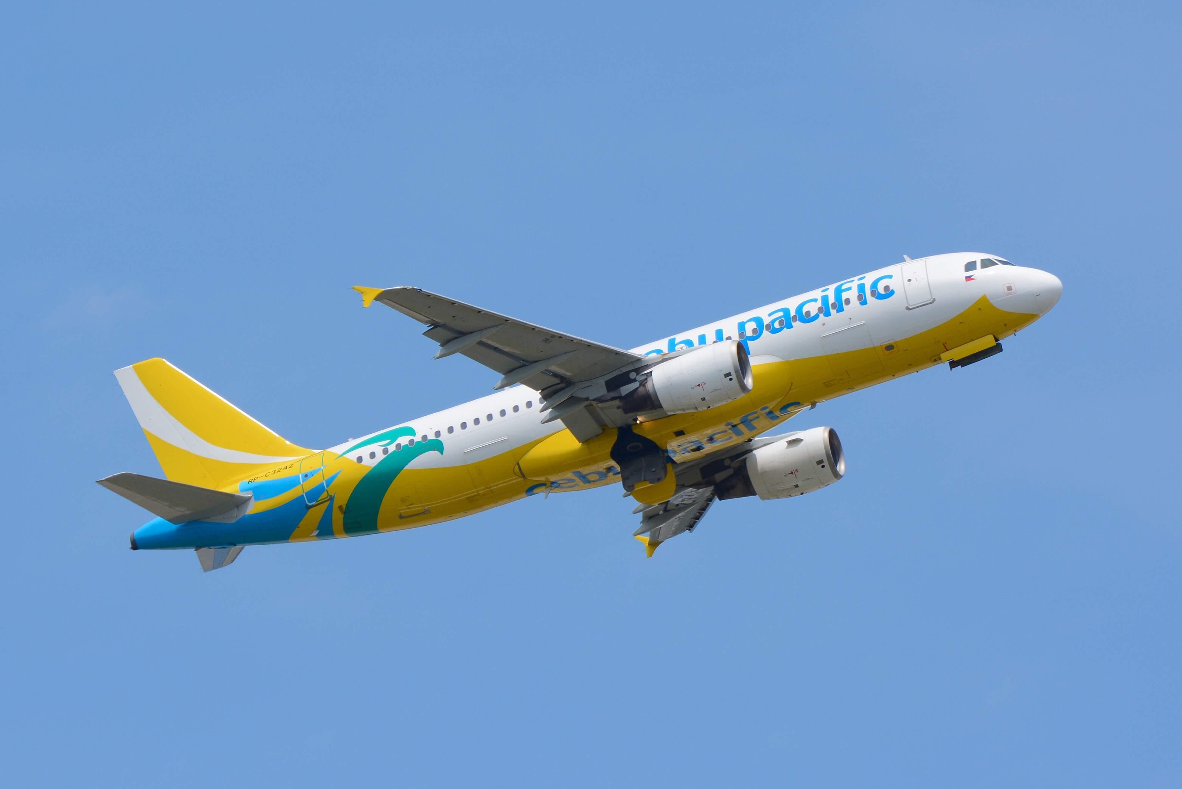 宿务太平洋航空飞机