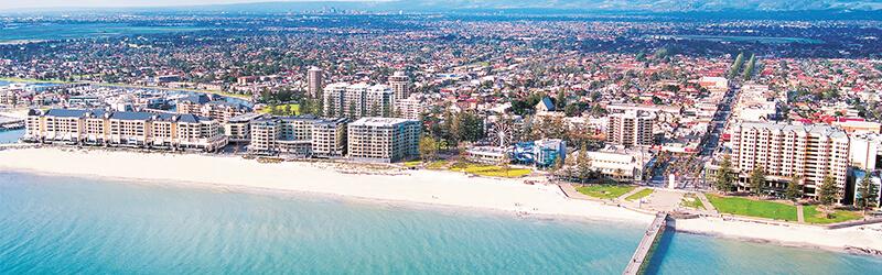 Glenelg海滩