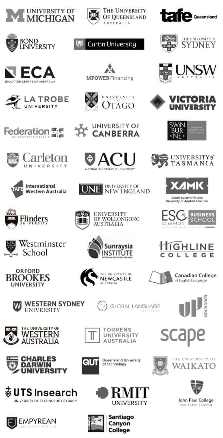 Client's Logos