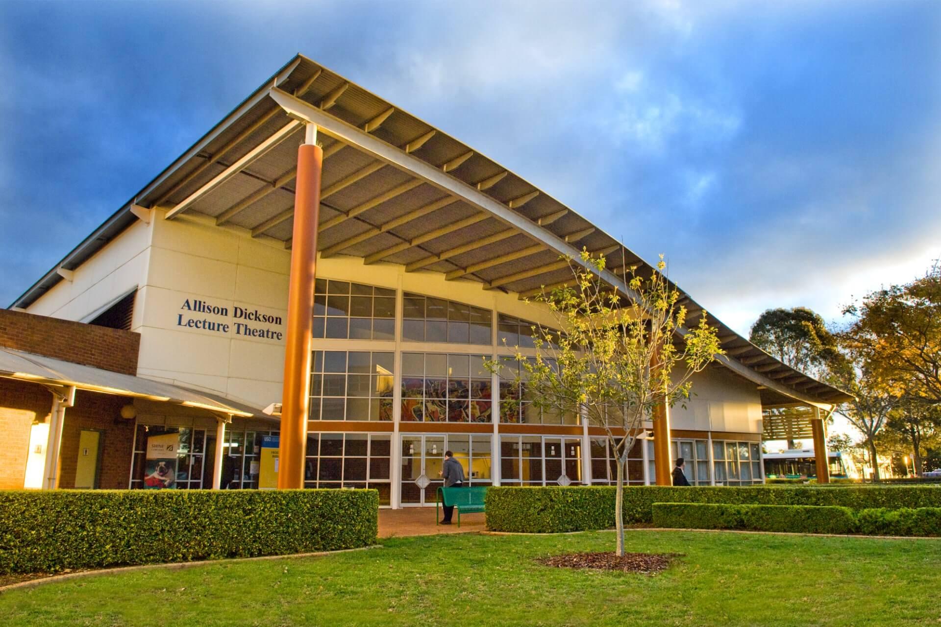 南昆士兰大学图书馆